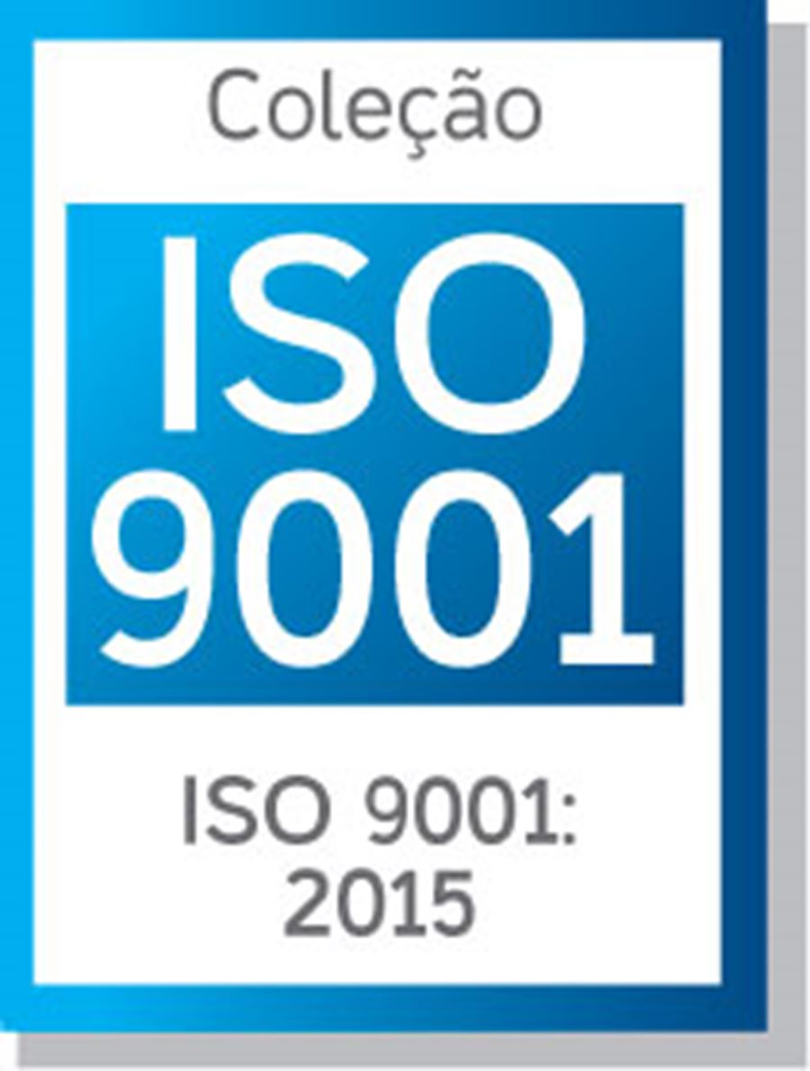 Coleção Iso 9001 2015 Qualidade Em Quadrinhos